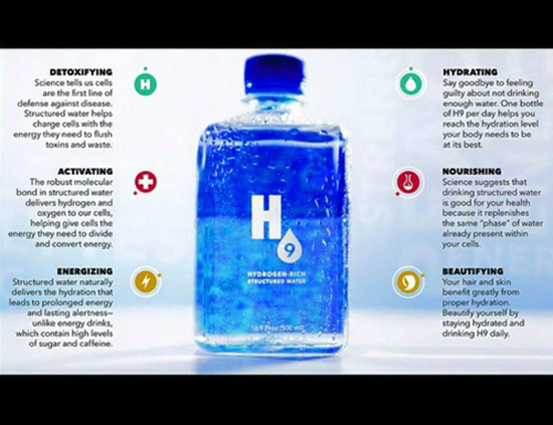 H9 Water