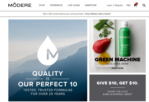 Modere Reviews