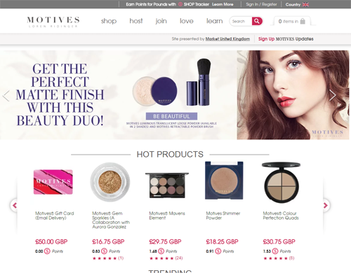 Motive Cosmetics Review