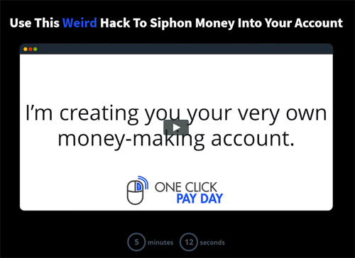 One Click Pay Day Review